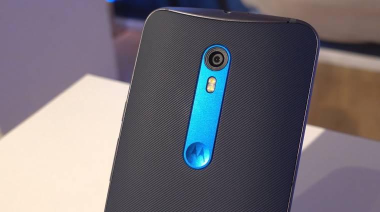 Eltűnik a Motorola név a telefonpiacról kép