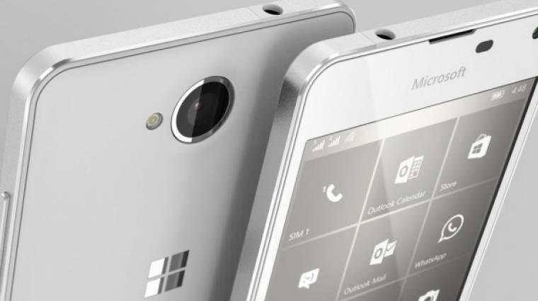 Windows 10-es és olcsó lesz a Lumia 650 kép