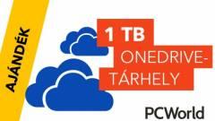 1 TB minden PC World előfizetőnek kép
