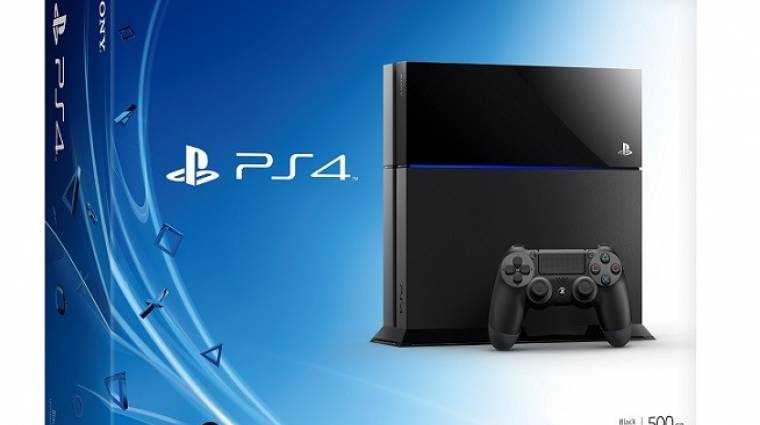 Elképesztő siker volt tavaly a PlayStation 4 kép