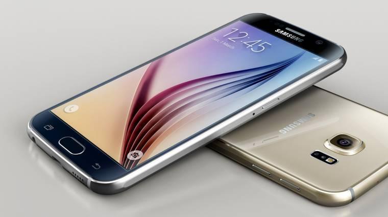 Óriási akkuval jöhet a vízálló Samsung Galaxy S7 kép