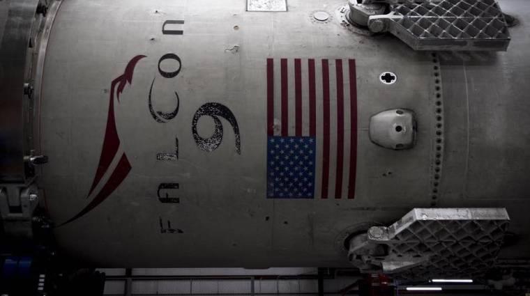 Másodszor is kilövésre kész az újrahasználható űrrakéta kép