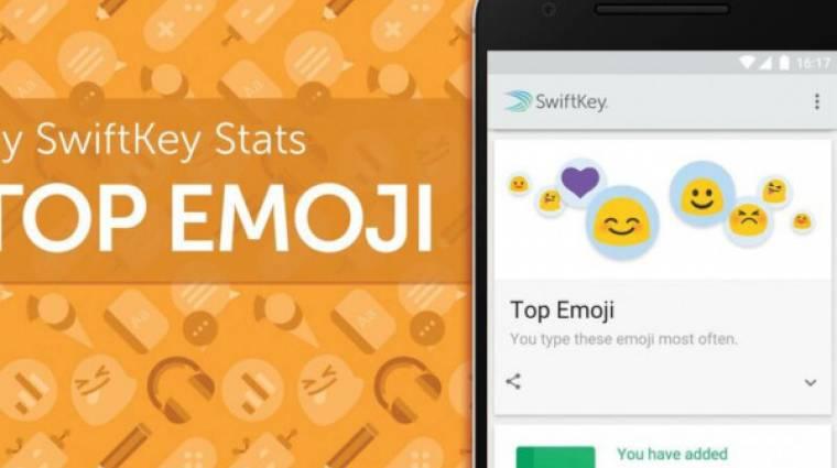 Mindent tud rólad a SwiftKey androidos bétája kép