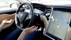 Erre való a Tesla robotpilótája kép