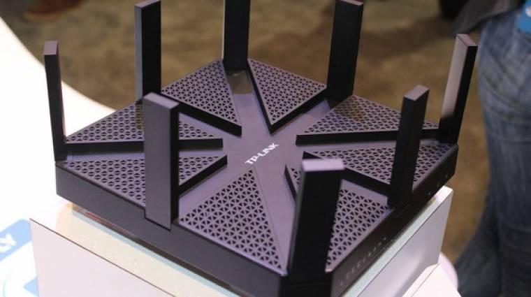Itt a világ első 802.11ad-s routere kép