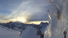 A Google-nek hála megnézheted a Mont Blanc tetejét kép