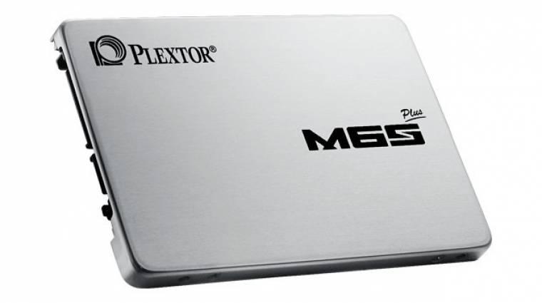 Megérkeztek a Plextor legújabb SSD-i kép