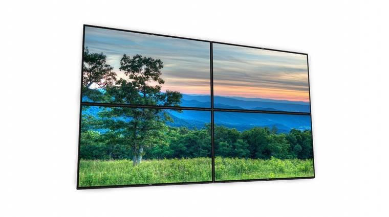 Szinte keret nélküli a Dell új monitora kép