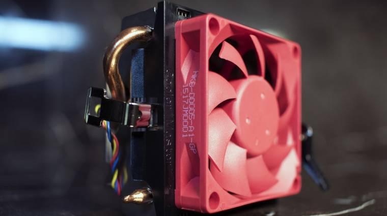Új AMD processzorok a színen kép