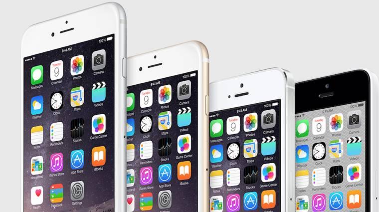 Javítás helyett inkább vegyél új iPhone-t kép