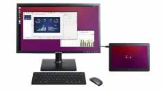 Hivatalos az első konvergenciát kínáló Ubuntu táblagép kép