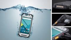 Elpusztíthatatlan okostelefonokkal újít a Panasonic kép