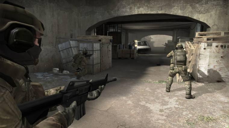 Több ezer csalót tiltatott ki egy CS:GO játékos kép