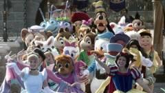 Disneyland is felkerül a Google Street View-ra kép