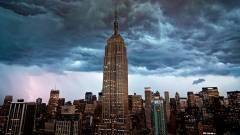 Dróntámadás érte az Empire State Buildinget kép