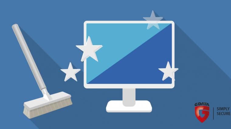 A G Data eltakarítja a kéretlen alkalmazásokat a gépedről kép