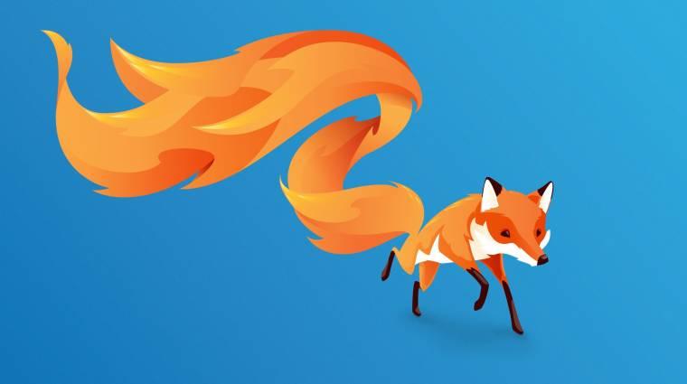 Változik a Firefox kiadásának tempója kép