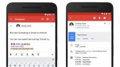 Újabb hasznos újítások az androidos Gmailben kép