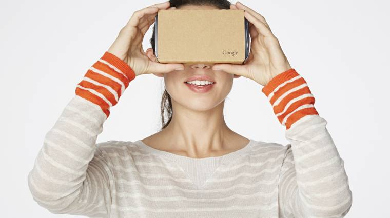 Jön a Google új VR-headsete kép