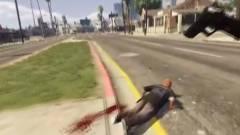GTA V: A fejlövés VR-ben már túl durva kép