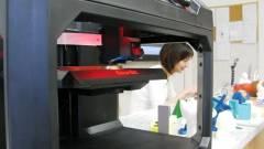 3D nyomtatóközpont nyílt Kisvárdán kép
