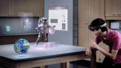 3000 dollárba kerül a Microsoft HoloLens fejlesztői készlete kép