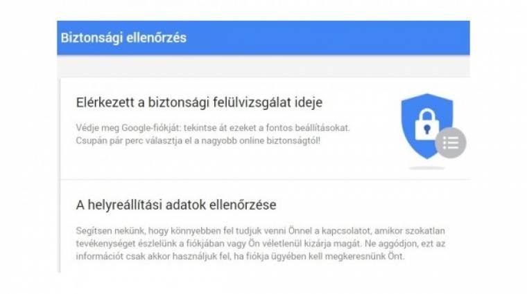 Így szerezz még 2 GB ingyen tárhelyet a Google-fiókodhoz kép