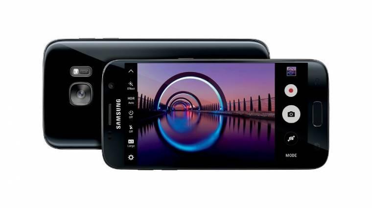 Így döngöl a földbe mindent a Galaxy S7 kamerája kép