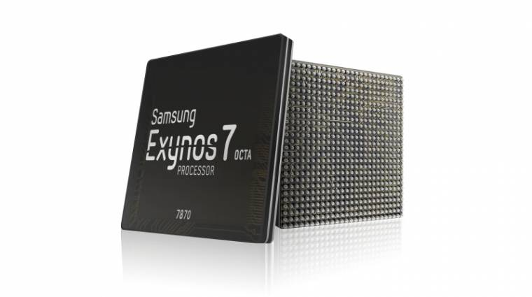 Nyolcmagos Samsung CPU középkategóriás mobilokba kép