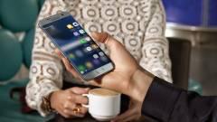Elbújhat az Apple, a Galaxy S7 kijelzője a király kép