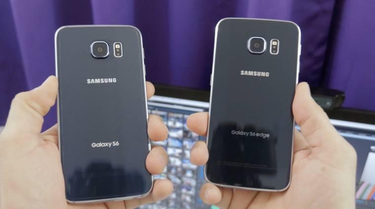 Közelít a Marshmallow a Galaxy S6-ra kép