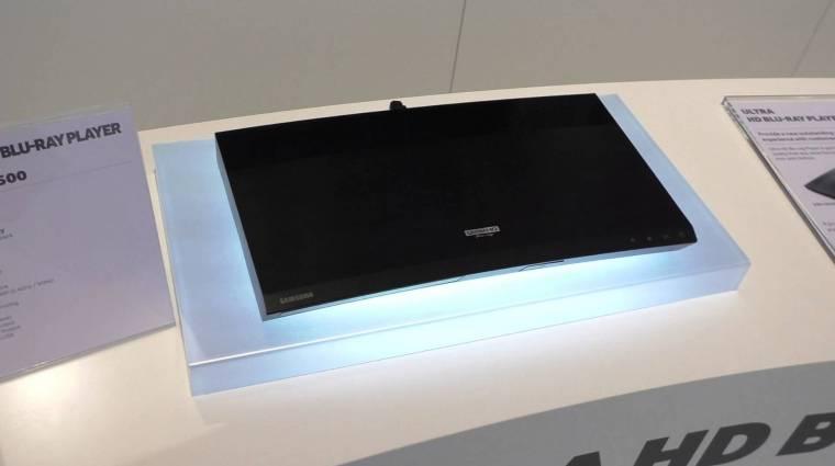 Méregdrága az első Ultra HD-s Blu-Ray lejátszó kép