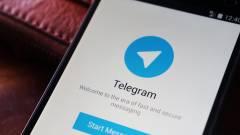 Rohamtempóban emelkedik a Telegram népszerűsége kép