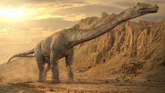 Ilyen a világ legnagyobb dinoszaurusza a virtuális valóságban kép