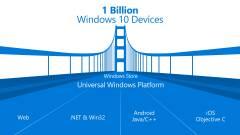 Linuxra utaló jelek a Windows 10 előzetesében kép