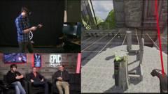 Unreal Editor VR: Játékfejlesztés a virtuális valóságban kép
