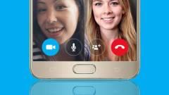 Hasznos újdonsággal frissült a mobilos Skype kép