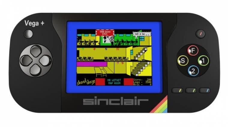Kézikonzolként éled újra a ZX Spectrum kép