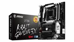 Fekete-fehérben kínál sokat az MSI Z170A Krait Gaming 3X kép