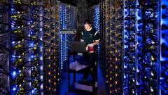 Így néz ki 360 fokban a Google adatközpontja kép