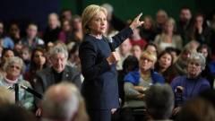 Hillary Clinton is ránézne az 51-es körzet körmére kép