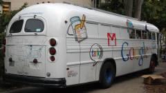 Buszos turnéra indul a Google terméktámogatása kép