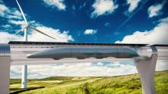 Magyarországra jön a Hyperloop: 10 perc alatt lehetsz Pozsonyban kép