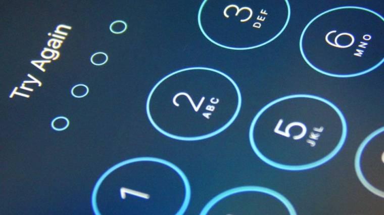 Az Apple tudni akarja, hogy ki hackel iPhone-t az FBI-nak kép