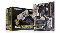 Itt a Gigabyte X170-Extreme ECC alaplap kép