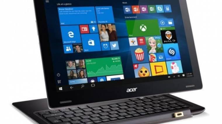 Átszervezéssel menekül a bajból az Acer kép