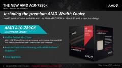 Hivatalos az AMD A10-7890K és Athlon X4 880K kép