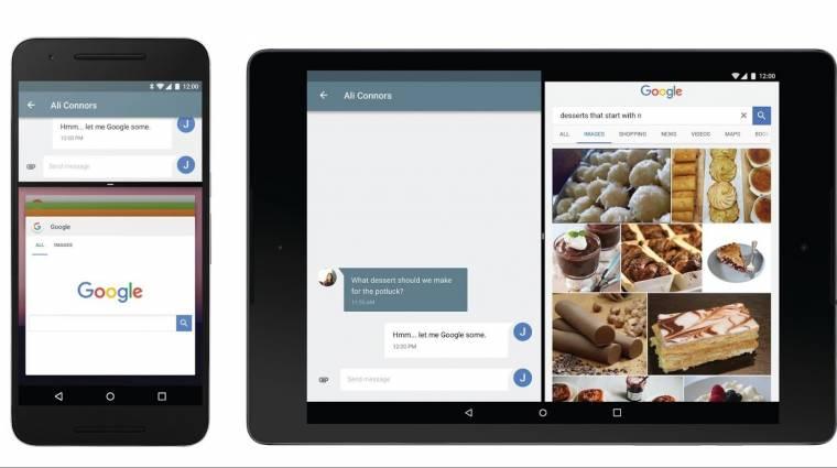 Így lehet váltani az appok között az Android N-ben kép