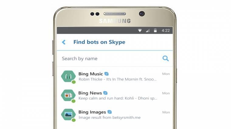 Microsoft: botokkal lesz tele az életünk kép