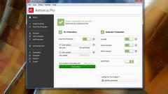 Avira Internet Security Suite 2016 teszt - barátságos védelem kép